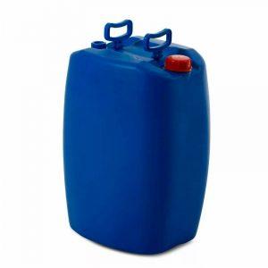 Galão de Plástico com capacidade de 50 Litros